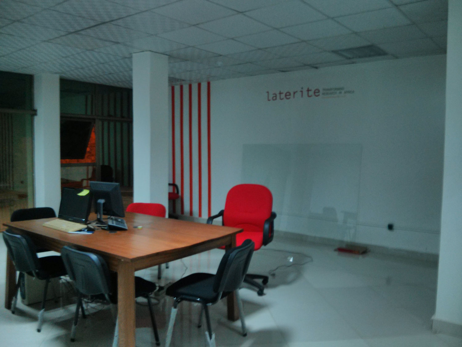 Laterite opens its new office space in Kigali and is joined by the International Growth Center