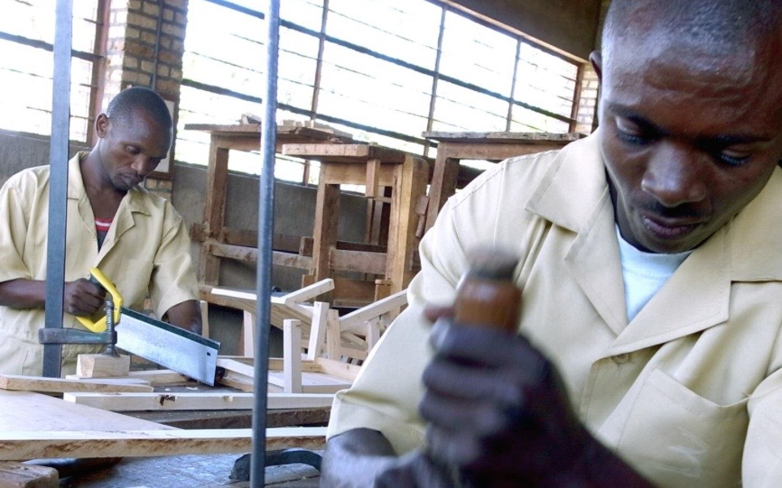 Preparing youth for productive employment in Rwanda